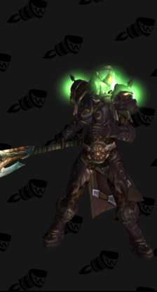 Warrior PvE Tier 15 Female Heroic Set