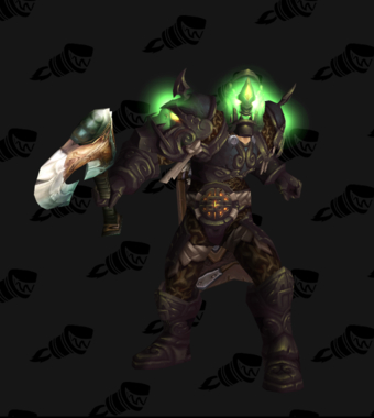 Warrior PvE Tier 15 Heroic Male Set