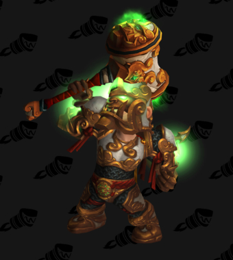 Warrior PvE Tier 15 LFR Female Set