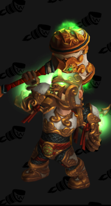 Warrior PvE Tier 15 Female LFR Set