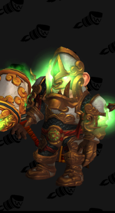 Warrior PvE Tier 15 Male LFR Set