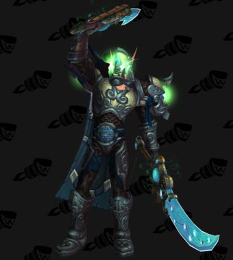 Warrior PvE Tier 15 Male Set