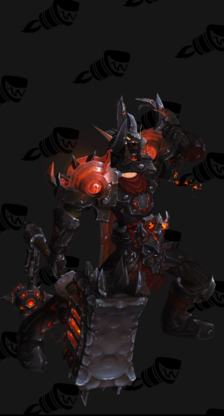 Warrior PvE Tier 17 Mythic Female Set