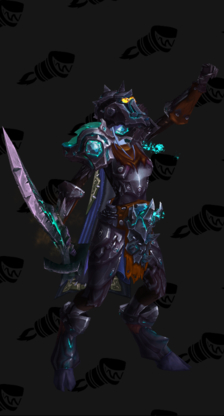 Warrior PvE Tier 17 Normal Female Set