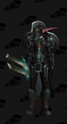 Warrior PvE Tier 18 Normal Female Set