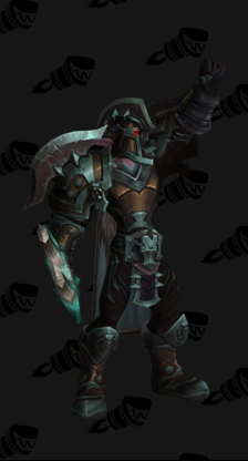 Warrior PvE Tier 18 Normal Male Set