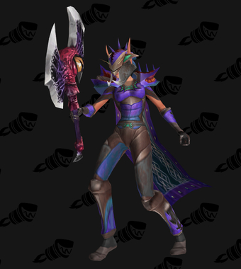 Warrior PvE Tier 2.5 Female Set