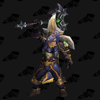 Warrior PvE Tier 2 Female Set