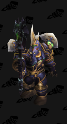 Warrior PvE Tier 2 Male Set