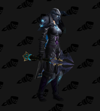 Warrior PvE Tier 3 Female Set