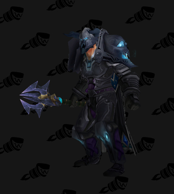 Warrior PvE Tier 3 Male Set