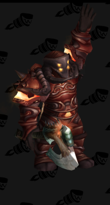 Warrior PvE Tier 4 Male Set