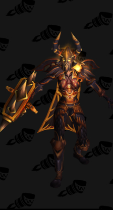 Warrior PvE Tier 5 Female Set