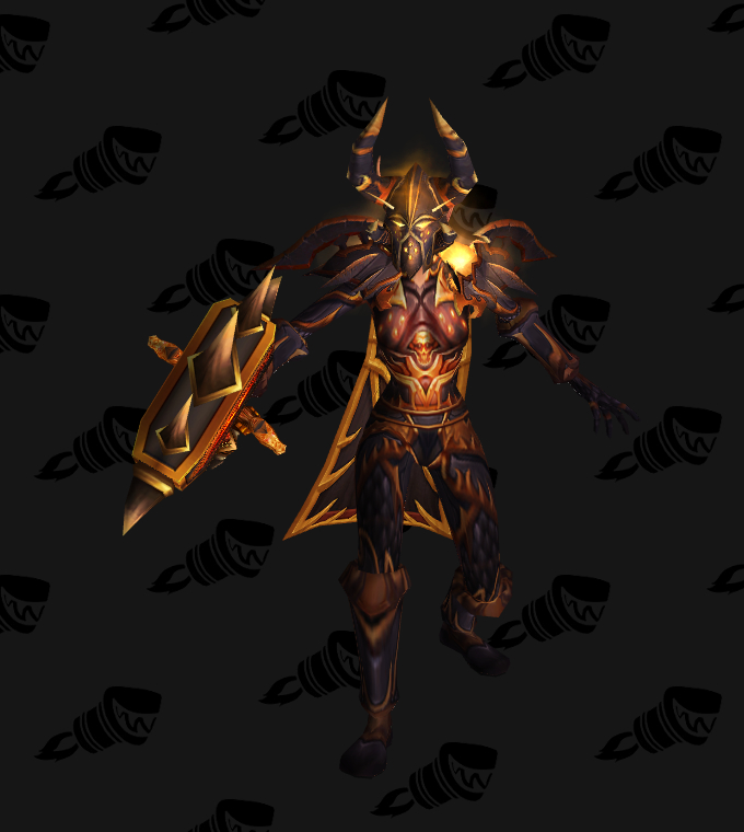 Transmogrification Warrior PvE Tier 5 Set (Legion 7.1.5) - World of ...