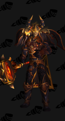 Warrior PvE Tier 5 Male Set