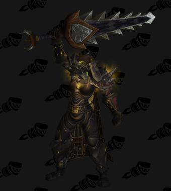 Warrior PvE Tier 6 Female Set