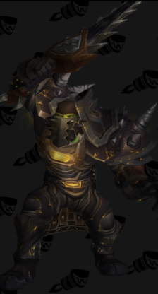 Warrior PvE Tier 6 Male Set