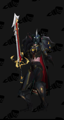 Warrior PvE Tier 7.5 Female Set