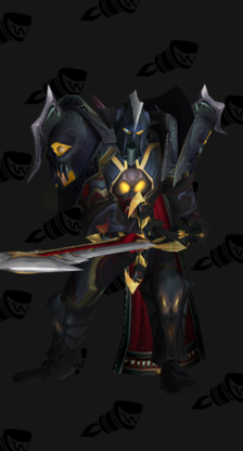 Warrior PvE Tier 7.5 Male Set