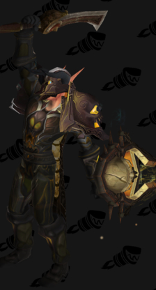Warrior PvE Tier 7 Male Set