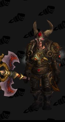 Warrior PvE Tier 8.5 Female Set