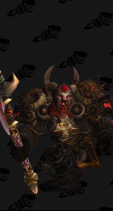 Warrior PvE Tier 8.5 Male Set