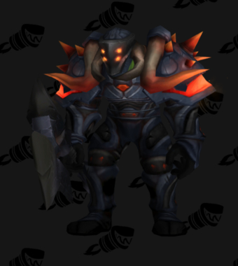 Warrior PvP Arena Season 1 Male Set