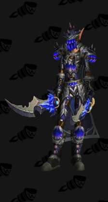 Warrior PvP Arena Season 10 Male Set
