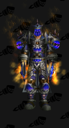 Warrior PvP Arena Season 10 Female Set