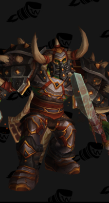 Warrior PvP Arena Season 11 Elite Female Set