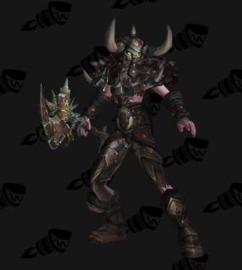 Warrior PvE Arena Season 11 Female Set