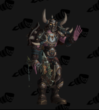 Warrior PvP Arena Season 11 Male Set