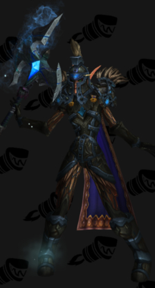 Warrior PvP Arena Season 12 Elite Female Set