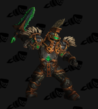 Warrior PvE Arena Season 12 Female Set