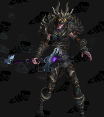 Warrior PvE Arena Season 13 Elite Female Set