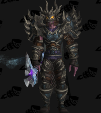 Warrior PvP Arena Season 13 Elite Male Set