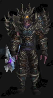 Warrior PvP Arena Season 13 Elite Female Set