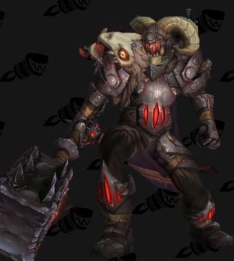 Warrior PvE Arena Season 14 Elite Female Set