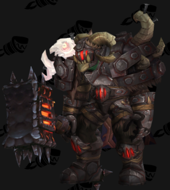 Warrior PvP Arena Season 14 Elite Male Set