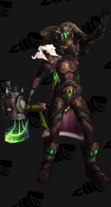 Warrior PvP Arena Season 14 Horde Male Set
