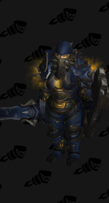 Warrior PvP Arena Season 3 Male Set