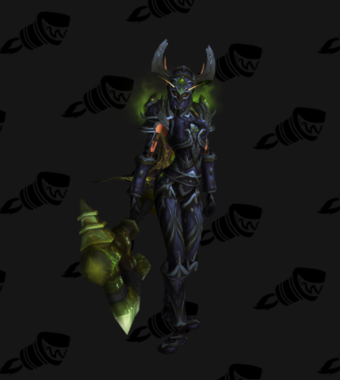 Warrior PvP Arena Season 4 Female Set
