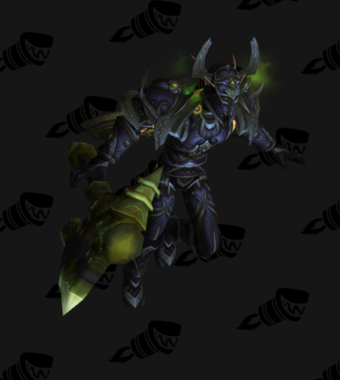 Warrior PvP Arena Season 4 Male Set