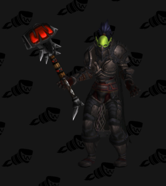 Warrior PvE Arena Season 5 Epic Level 200 Female Set