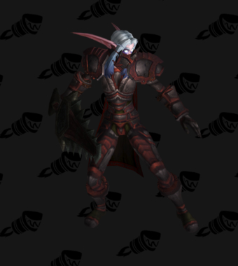 Warrior PvE Arena Season 5 Epic Level 213 Female Set