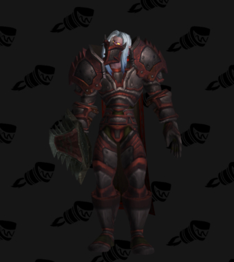 Warrior PvP Arena Season 5 Epic Level 213 Male Set