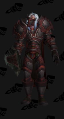 Warrior PvP Arena Season 5 Epic Male Set (Level 213)