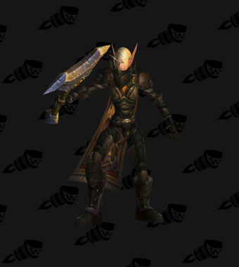 Warrior PvE Arena Season 6 Female Set