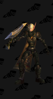 Warrior PvP Arena Season 6 Male Set