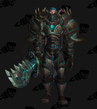 Warrior PvP Arena Season 7 Male Set